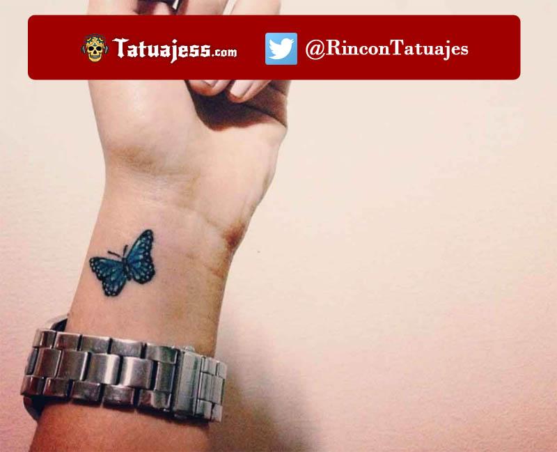 tatuaje-para-mujer-en-la-muneca-mariposa