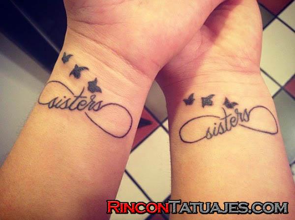 Tatuajes De Infinito Ideas Y Fotografías