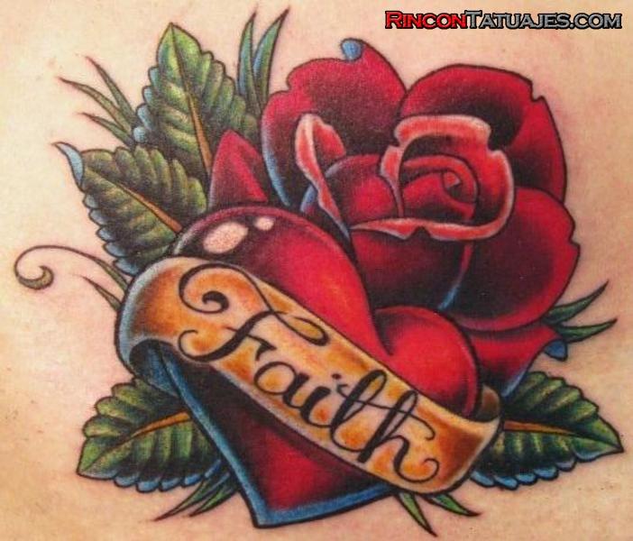 Tatuajes De Flores Ideas Y Fotografías