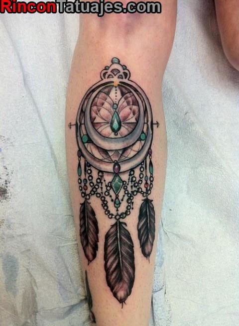 Tatuajes De Atrapasueños Ideas Y Fotografías