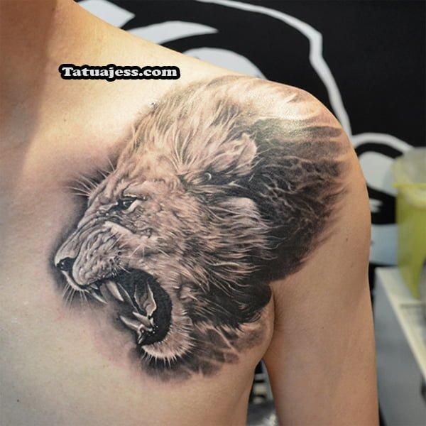 Tatuajes De Animales Ideas Y Fotografías