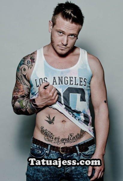 Tatuajes De Hombres Ideas Y Fotografías