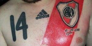 Tatuajes de River