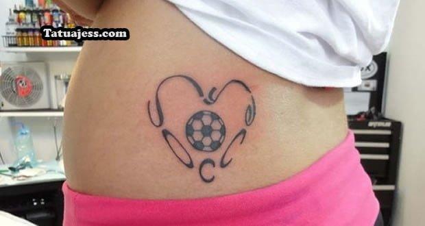 Tatuajes De Fútbol Ideas Y Fotografías