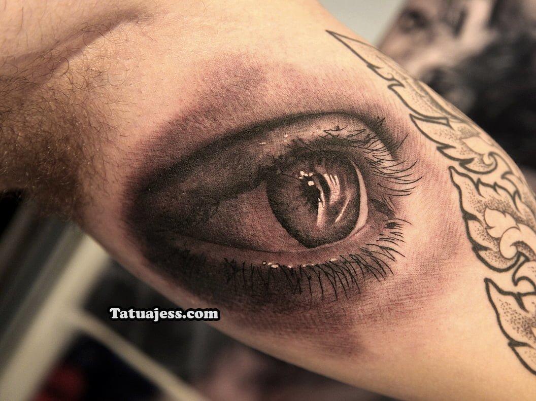 Tatuajes De Ojos Ideas Y Fotografias