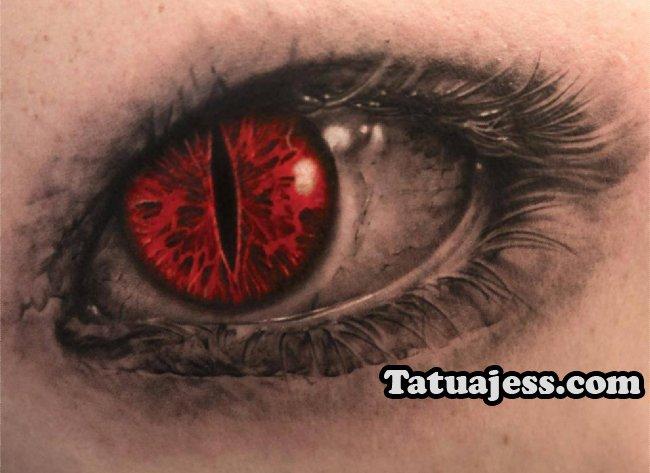 Tatuajes De Ojos Ideas Y Fotografías