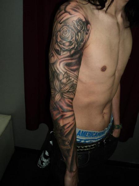 Tatuajes de brazo » Ideas y fotografías