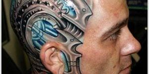 Tatuajes biomécanicos