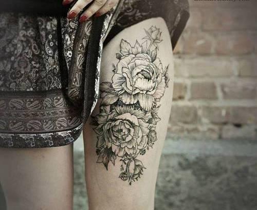 Tatuajes En Las Piernas