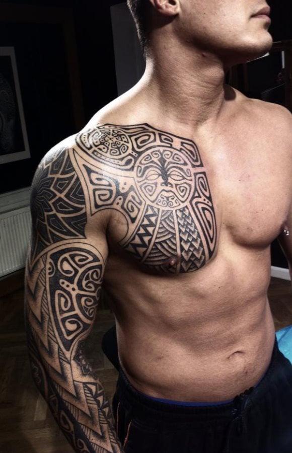 Tatuajes maores Ideas y fotografas