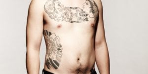 Tatuajes hipster
