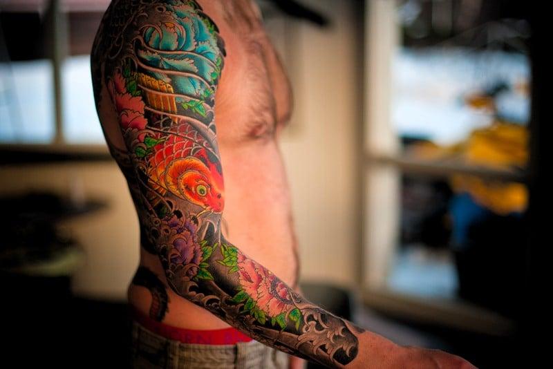Tatuajes Japoneses Ideas Y Fotografías