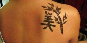 Tatuajes chinos