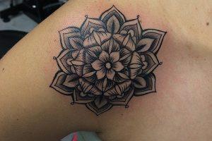 Tatuajes de mandalas 7