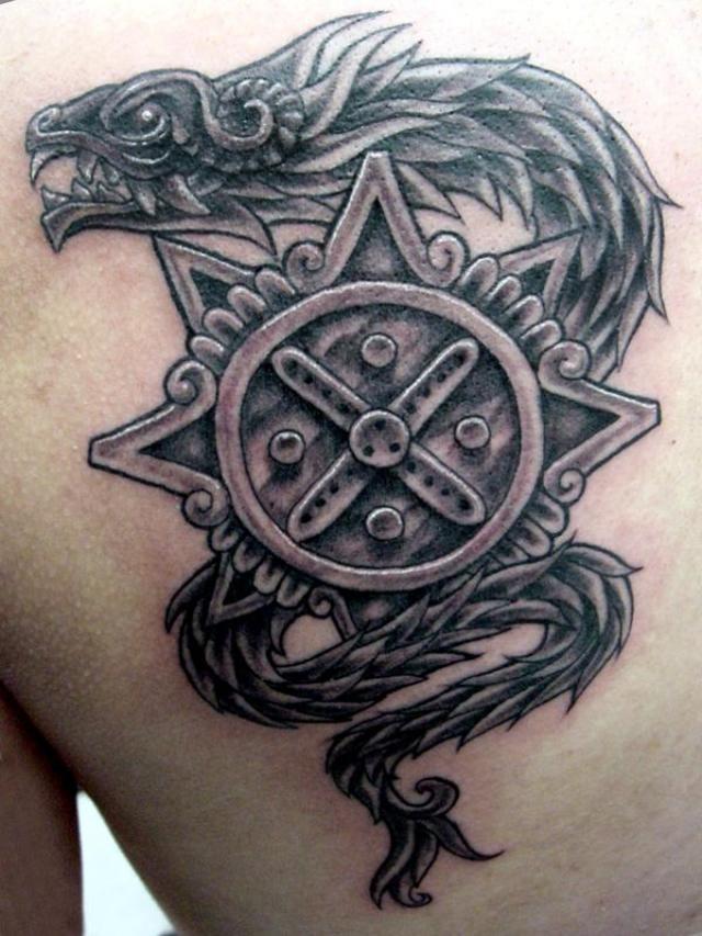 Tatuajes Mayas Ideas Y Fotografias
