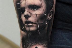 Tatuajes realistas 7