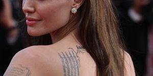 Tatuajes de famosas