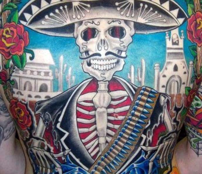 Tatuajes Mexicanos Ideas Y Fotografías