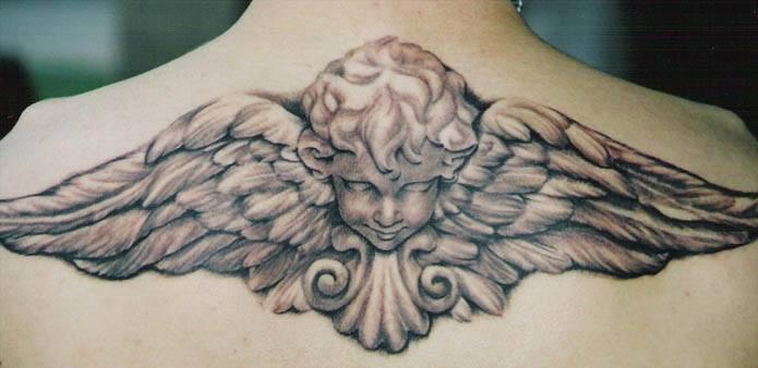 Tatuaje de estilo Black & Grey (Blanco y negro)