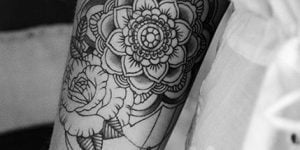 Tatuajes mándalas