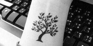 Tatuajes Del árbol De La Vida Ideas Y Fotografías