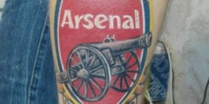 tatuaje arsenal