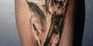 tatuaje copa del mundo