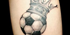 Tatuajes de futbolistas
