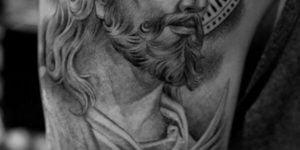tatuajes de Jesús