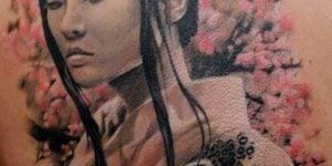 tatuajes de geishas 2