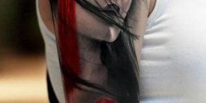 tatuajes de geishas diseños