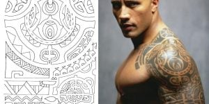 Tatuajes de Dwayne Johnson