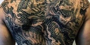 Tatuajes de dragones 12 diseños espectaculares para ti