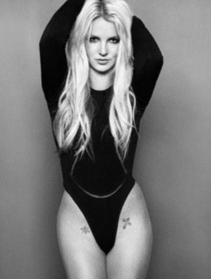 Tatuajes de Britney Spears