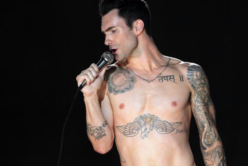 Tatuajes De Adam Levine Ideas Y Fotografías