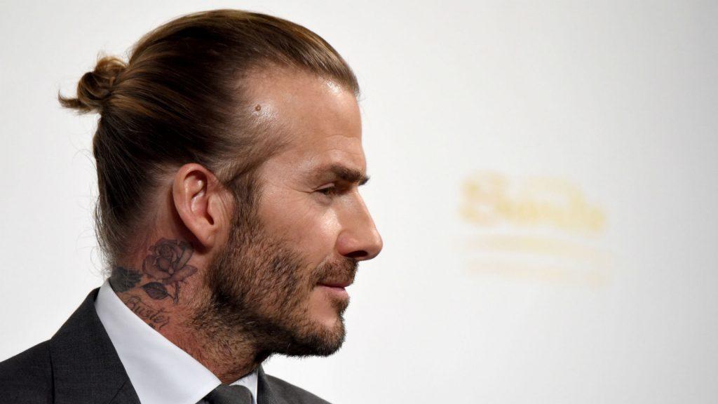 David Beckham tatuajes
