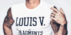 Tatuajes de Ricky Martin