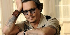 Tatuajes de Johnny Depp