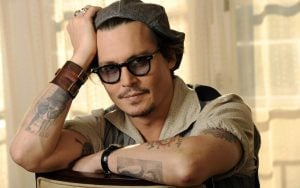 Tatuajes Johnny Depp