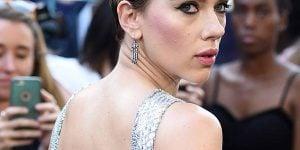 Tatuajes de Scarlett Johansson