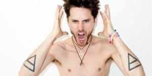 Tatuajes de Jared Leto
