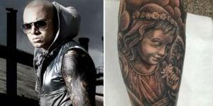 Tatuajes de Wisin