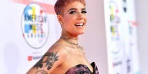 Tatuajes de Halsey