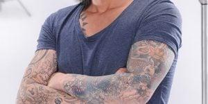 Tatuajes de Melendi