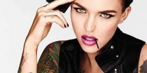Tatuajes de Ruby Rose