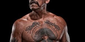 Tatuajes de Danny Trejo