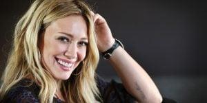 Tatuajes de Hilary Duff