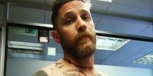 Tatuajes de Tom Hardy