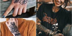 Mejores tatuajes para mujeres 2021