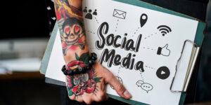 Tatuajes sobre redes sociales